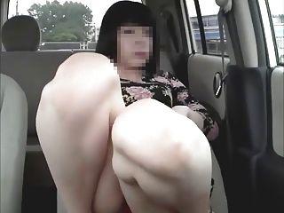 jp masturbation im auto