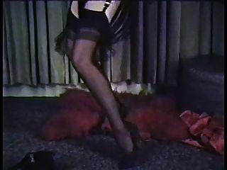 Shake Baby Shake Vintage Striptease Twist Tanz