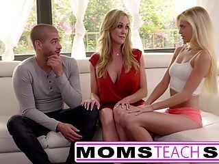 moms unterrichten sex big tit mama fängt tochter