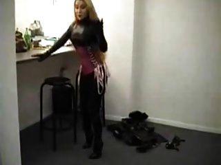 kinky femdom Stiefel