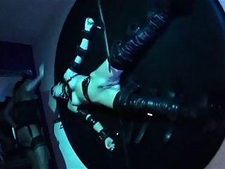 süße Unterwerfung goth Fetisch Peitsche Musik Video