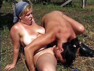 Chubby sexy Chick gefickt in der Farm ttt