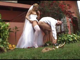 heiße Hochzeit mit sexy shemale alessandra vendraminy