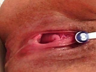 Nahaufnahmen Multi Orgasmus und Squirting