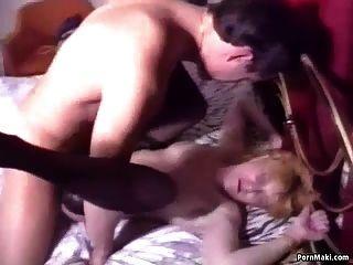 Oma wird gefickt
