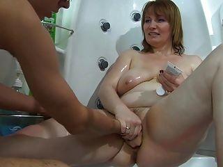 heiße russische Mutter 2