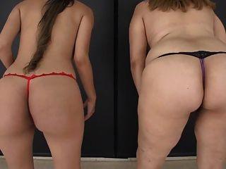 2 Mädchen laktierende Brüste keine Muschi