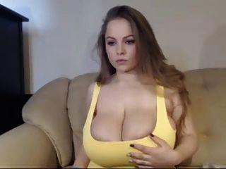 big titted curvy woman masturbieren auf cam