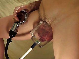 Pussy-Pumpe