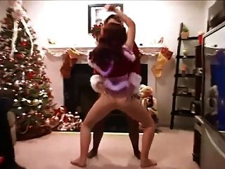 Weihnachten pantyhose mdm
