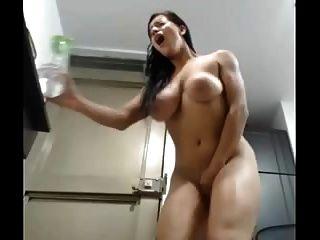 heiße Frau web cam tremoring Orgasmen !!