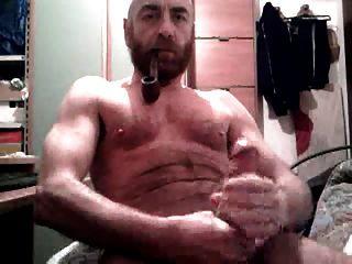 Big Dick Daddy Bär Cumming wieder