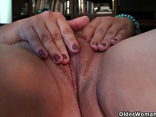 voluptuous milf marie schwarz braucht sexuelle erholung