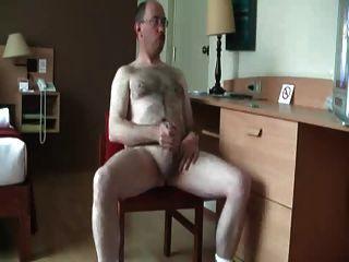 Papa Bär Ruck und Sperma