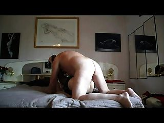 ein superhot ficken in Herrin Schlafzimmer