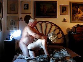 altes Ehepaar fucking gut