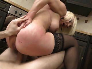 Milf Küche Sex