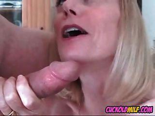 cuckold milfs gefickt von gemieteten rechnungen sissy Ehemann reinigt