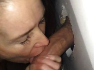 leckende Pussy saugen Dick Gloryhole