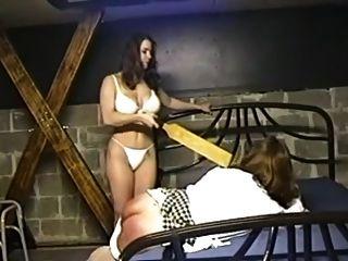 Amateur Herrin bestrafen ihre Sissy Slut 03