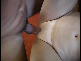 saggy milf geht anal