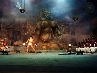 Schlange Tanz Jahrgang erotische Tanz Tease (keine Nacktheit)