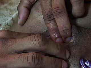 dicke schwarze Küken macht ihre Nachbarin cum
