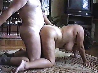 lecker bbw mit tollen Titten bekommt den doggy style