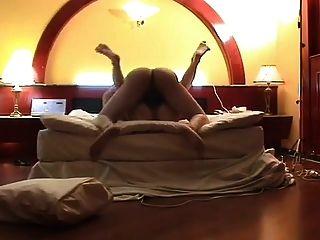 Amateur koreanisches Paar im Hotel ficken