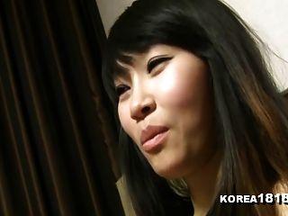 korea1818.com buchstäblich Rauchen heiß korean babe