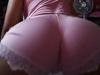 Großer Arsch Twerking Latina