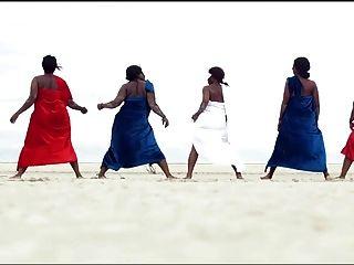 Afrikanische Frauen twerking, am besten in der Welt