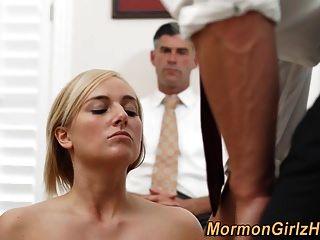 masturbieren mormonischen Teenager