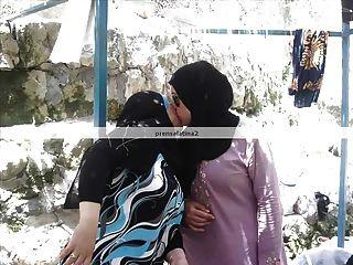 tunesische lesbische Liebe