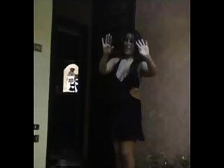 Arabische Frau Tanz 3