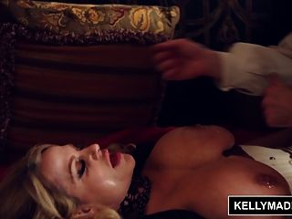 Kelly Madison Steampunk Sex geht von den Schienen