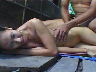 Heißer Sex im Dschungel
