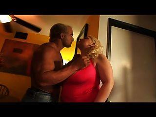 Blondine mit riesigen natürlichen schlaffen Titten