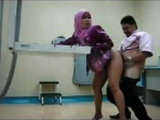 muslimischer Fick bei der Arbeit 2
