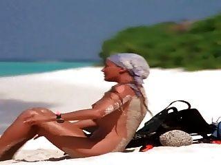 bo derek Geister können es nicht tun (slomo nude beach scenes)