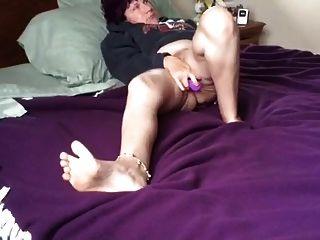 Groß ol Orgasmus. sie dachte sie wäre fertig, aber sieh