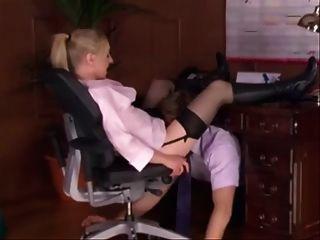 wenn der Chef sich entspannen will