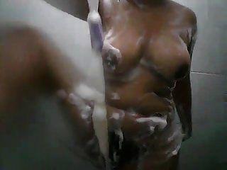 Sri Lanka badenden Mädchen Teil 2