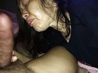 chinesische Frau Abend bj