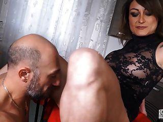 castingallaitaliana squirting Babe während Anal im Casting