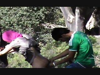 arabischer öffentlicher Sex