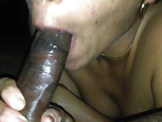 ihr Mund ist wie eine Pussy