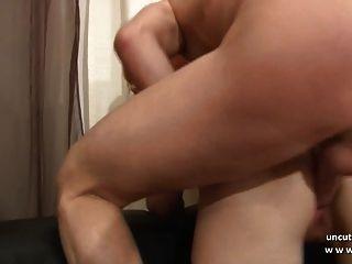 anal Casting Couch jung französisch rotschopf doppelt penatriert