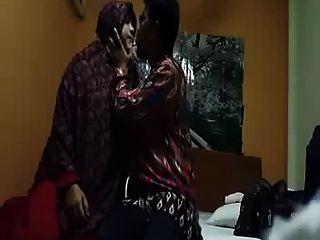 indonesische Jilbaber Ehepaar Teil 1