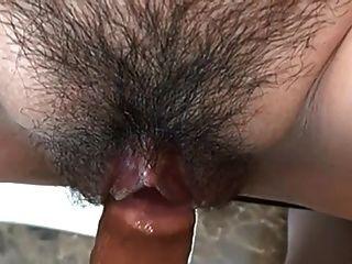 schwangerer Creampie